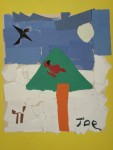 Joe Gillespie, kindergarten