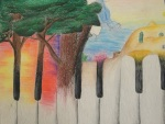 """Creative Keys"" Kai McGee, Westbrook Middle School, Grade 8"