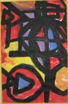 """Color Circuit"" Zachary Berg, Mt. Vernon Elementary School Grade 2, Art Teacher: Dona Seegers"