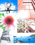 """I Am From"" Katie Poulin, Maranacook Community High School, Grade 12, Art Teacher: Linda Nichols Phillips"