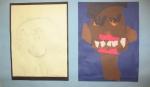 Joshua Donatien, Manchester Elementary School Grade 1, Art Teacher: Katharine Ayer