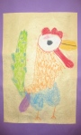 Natalie Dean, Manchester Elementary School, Grade 1, Art Teacher: Katharine Ayer