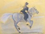 """Galloping Along the Shore"" Megan Anderson, Portland High School, Grade 11"