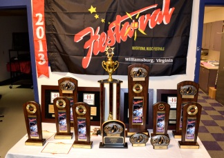 Virginia Beach trophies