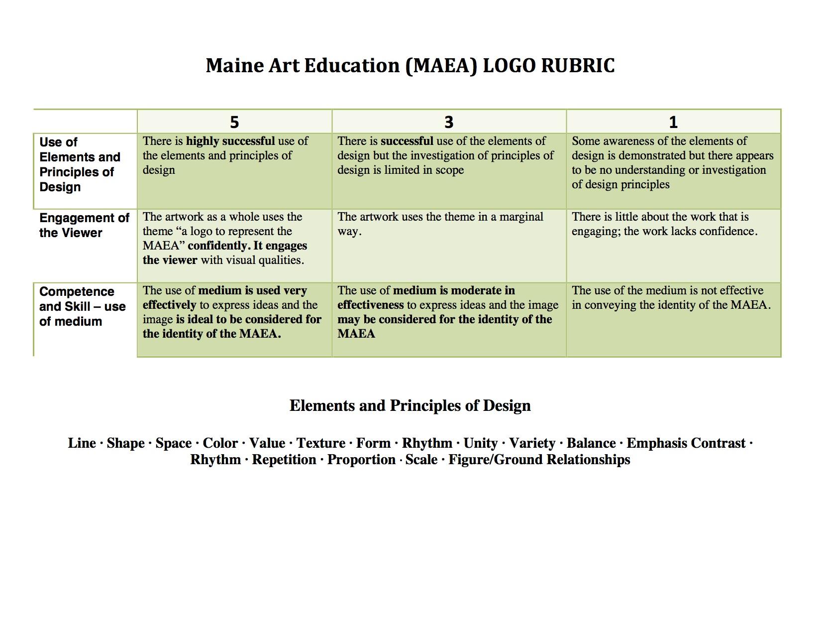 MAEA Logo – Artwork Release Form