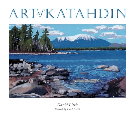 Cover image of book Art+of+Katahdin - Copy
