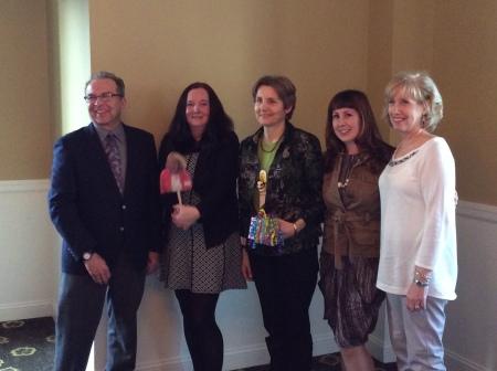 Brian, Allison (with Janie), Genevieve, Jennifer K, Jennifer M.