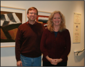 Rob Westerberg and Catherine Ring