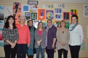 Aroostook county art teachers