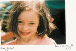 Ellen baby picture