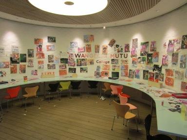 Children's studio, Louisiana Modern Art Museum
