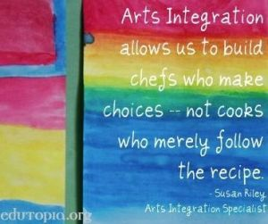 arts integration pic