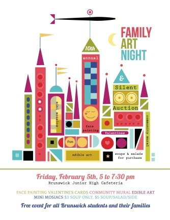 Family Art Night 2016