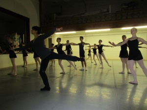 Bossov Ballet, Maine Central Institute