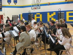 Combined Band
