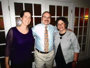 Kate Smith, 2014 York County Teacher of the Year, Andy Forster 2016 Kennebec Teacher of the Year, Argy Nestor 1995 Maine Teacher of the Year