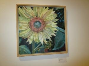 Pam Ouellette, Lisbon High School visual art teacher