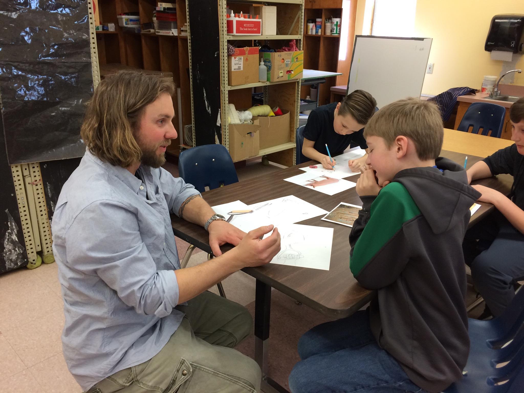 Arts Learning Grant Recipient | me arts ed